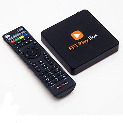 FPT Play Box truyền hình internet thế hệ mới