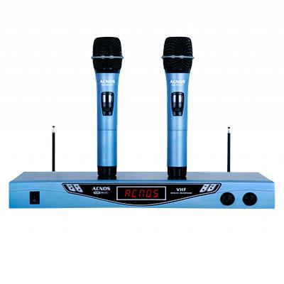 Micro không dây Acnos SM-9101V