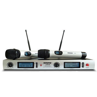 Micro không dây Shure UR4S