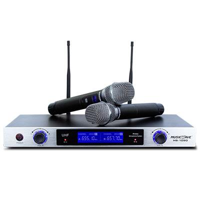 Micro không dây Music Wave HS-1090