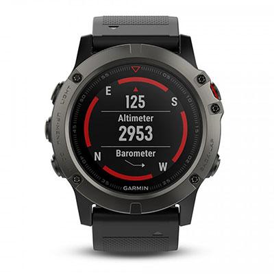 Đồng hồ thông minh Garmin Fenix 5X Sapphire