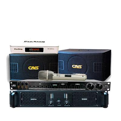 Dàn karaoke gia đình GD01-1