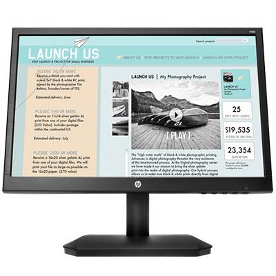 Màn hình LCD HP 18.5 inch V190 2NK17AA