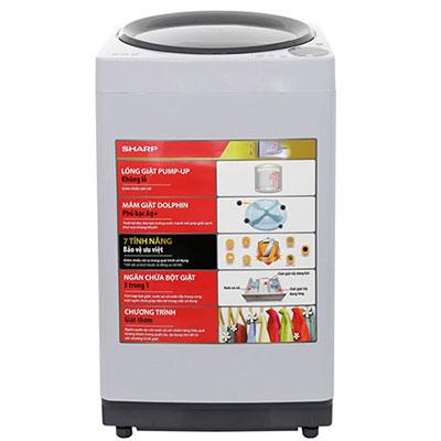 Máy giặt Sharp 8kg ES-U80GV