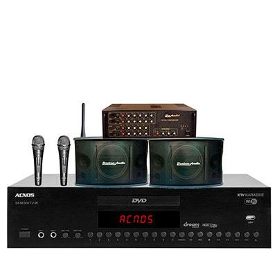 Dàn karaoke gia đình NNV-GD02