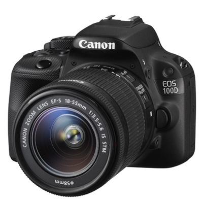 Máy ảnh Canon EOS 100D VỚI ỐNG KÍNH 18-55STM
