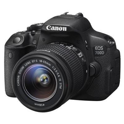Máy ảnh Canon EOS 700D ống kính 18-55 IS STM