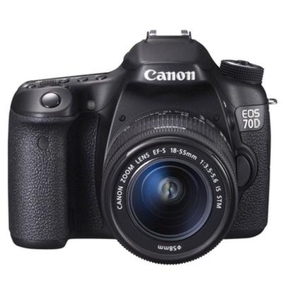 Máy ảnh Canon EOS 70D ống kính 18-55 STM