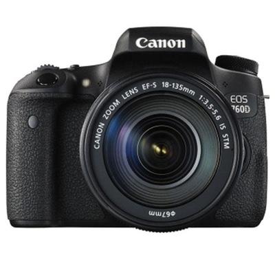 Máy ảnh Canon EOS 760D ống kính 18-135MM