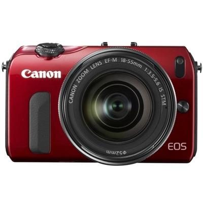Máy ảnh Canon EOS M 18-55IS
