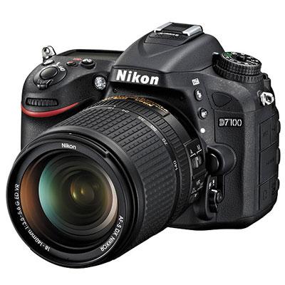 Máy ảnh Nikon D7100 ống kính 18-140 VR