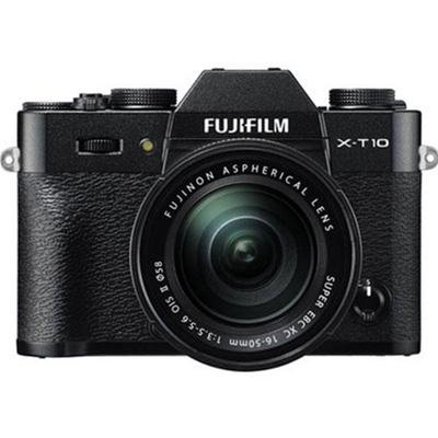 Máy ảnh Fujifilm X-T10 ống kính 16-50 MM
