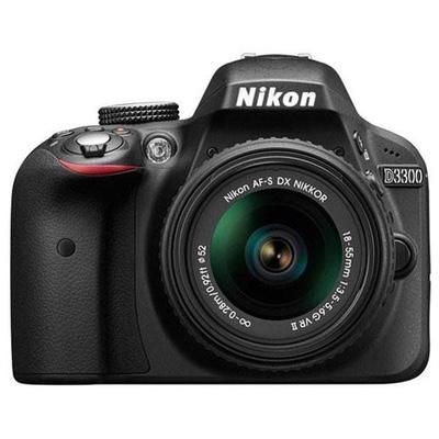 Máy ảnh Nikon D3300 ống kính 18-55 MM