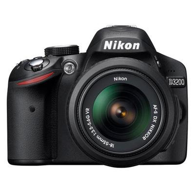Máy ảnh Nikon D3200 ống kính 18-55 MM