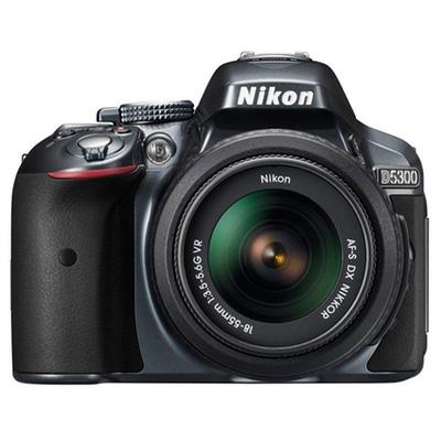 Máy ảnh Nikon D5300 ống kính 18-55 MM