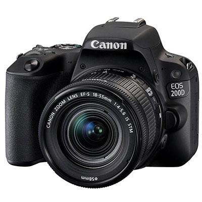 Máy ảnh Canon EOS 200D KIT 18-55