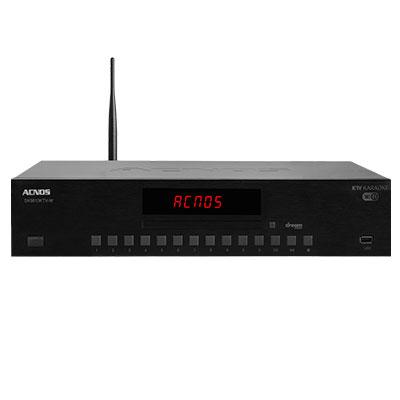 Đầu DVD Karaoke ACNOS SK8810KTV-W