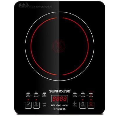 Bếp hồng ngoại Sunhouse SHD-6005