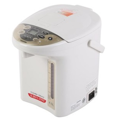 Bình thủy điện Toshiba PLK-45SF(WT)VN 4.5 lít