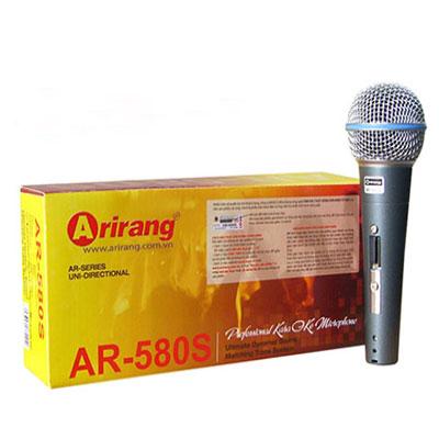 Micro có dây Arirang AR-580S