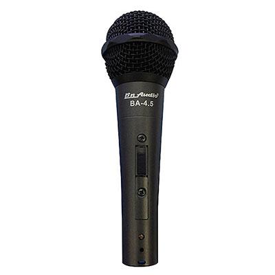 Micro có dây Boston Audio BA-4.5