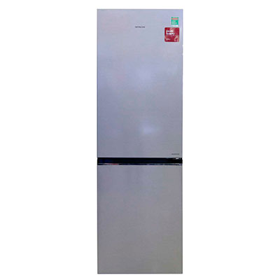 Tủ lạnh Hitachi Inverter 330 lít R-B410PGV6 (SLS)