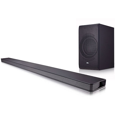 Loa thanh Sound bar LG SJ8