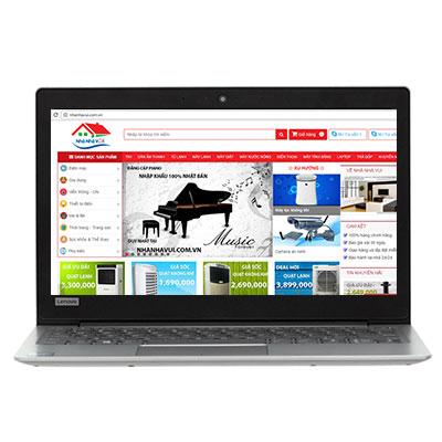 Laptop Lenovo Ideapad 120s-81A40071VN (N3350)
