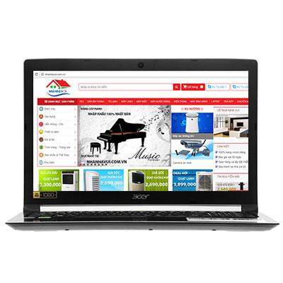 Laptop Acer A315-51-31X0 (NX.GNPSV.016)