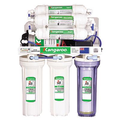 Máy lọc nước Hydrogen Kangaroo KG100HA (Không vỏ)