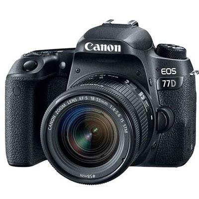 Máy ảnh Canon EOS 77D KIT 18-55