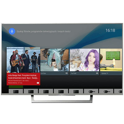 Android tivi Sony 49 inch KD-49X8000E/S
