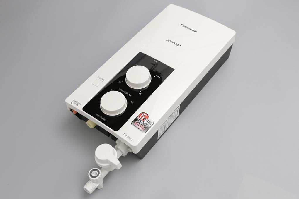 Máy nước nóng Panasonic DH-4RP1VW (có bơm) 2