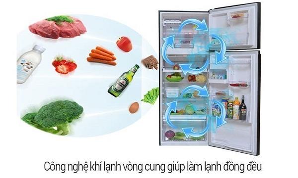Vệ sinh tủ lạnh thường xuyên để thực phẩm tươi ngon