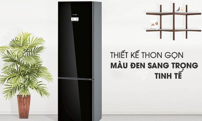 Tủ Lạnh Bosch 505 lít KGN56LB40O | Nhà Nhà Vui