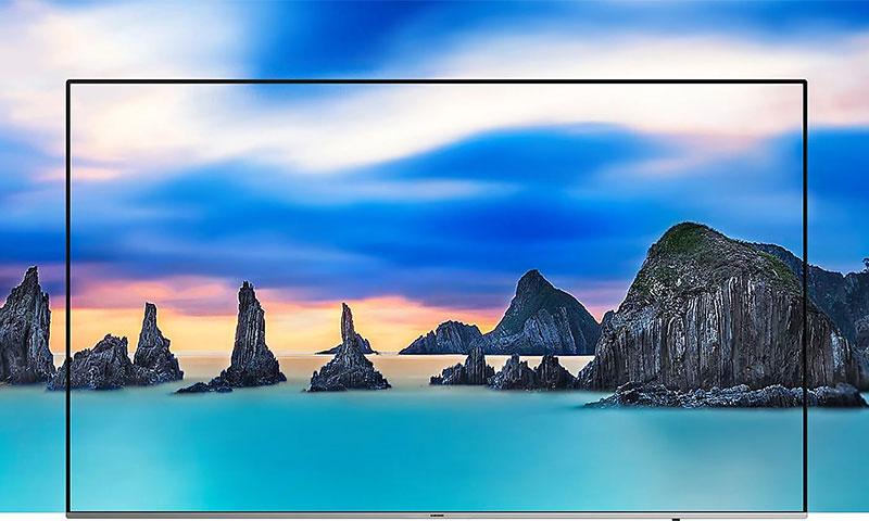 Smart Tivi Samsung 4K 55 inch UA55NU8000
