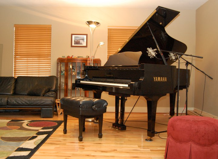 Đàn Piano Yamaha Grand C3 | Nhà Nhà Vui